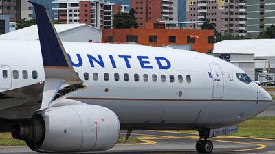 N35236 - Boeing 737-824 - United Airlines