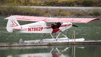 N7862P - Piper PA-18-150 Super Cub - Private