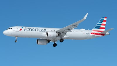A picture of N418AN - Airbus A321253NX - American Airlines - © Kerrigan_Aviation_NJ