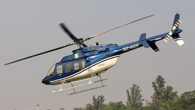 S2-AGS - Bell 407 - Square Air