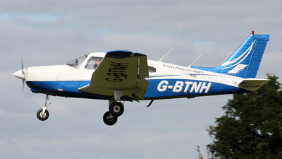 G-BTNH - Piper PA-28-161 Warrior II - Falcon Flying Services