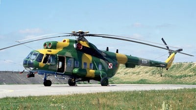 619 - Mil Mi-8RL Hip - Poland - Air Force