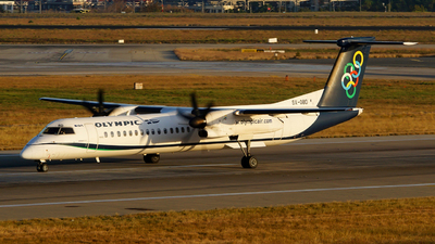 SX-OBD - Bombardier Dash 8-Q402 - Olympic Air
