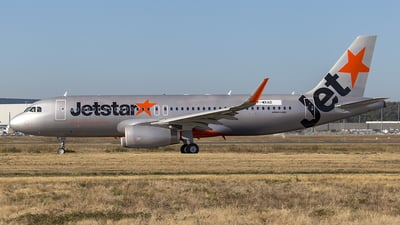 F-WXAD - Airbus A320-232 - Jetstar Japan Airlines