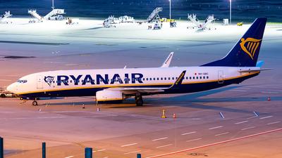 A picture of 9HQBC - Boeing 7378AS - Ryanair - © Markus Altmann