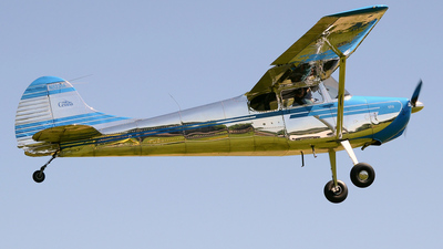 N8338A - Cessna 170B - Private