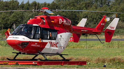 D-HJJJ - MBB BK117B-2 - Northern Helicopter