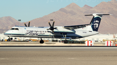 N449QX - Bombardier Dash 8-Q402 - Alaska Airlines (Horizon Air)