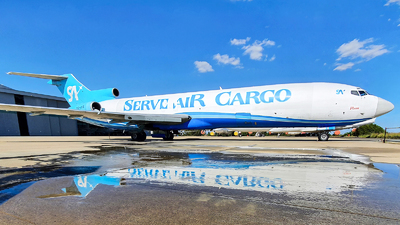 9S-ASS - Boeing 727-2S2F(Adv)  - Serve Air Cargo