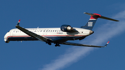 N942LR - Bombardier CRJ-900ER - US Airways Express (Mesa Airlines)