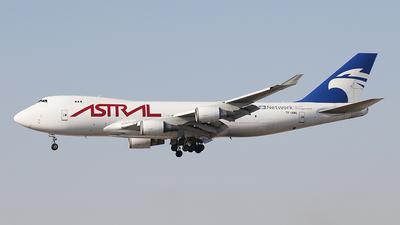 TF-AMU - Boeing 747-48EF(SCD) - Astral Aviation