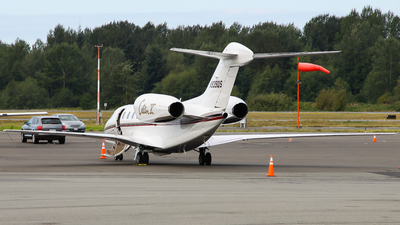 N939QS - Cessna 750 Citation X - NetJets Aviation