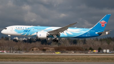 B-20CJ - Boeing 787-9 Dreamliner - China Southern Airlines