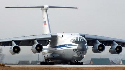RF-78778 - Ilyushin IL-76MD - Russia - Air Force