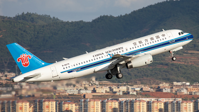 B-6679 - Airbus A320-232 - China Southern Airlines
