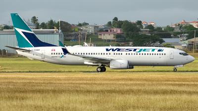 C-FDMB - Boeing 737-8CT - WestJet Airlines