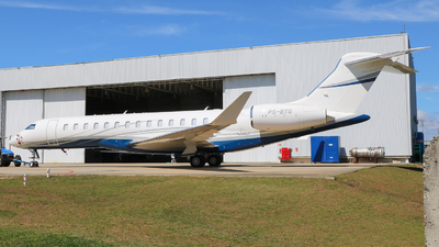 PS-BTG - Bombardier BD-700-2A12 Global 7500  - Private