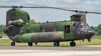 147314 - Boeing CH-147F Chinook - Canada - Royal Canadian Air Force (RCAF)