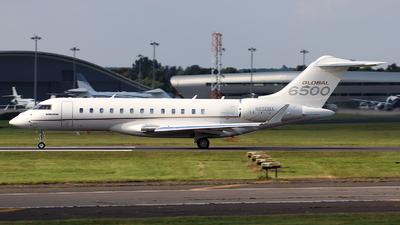N650BA - Bombardier BD-700-1A10 Global 6500 - Bombardier Aerospace
