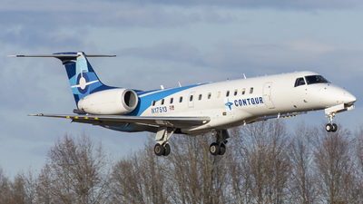 N17513 - Embraer ERJ-135LR - Contour Airlines