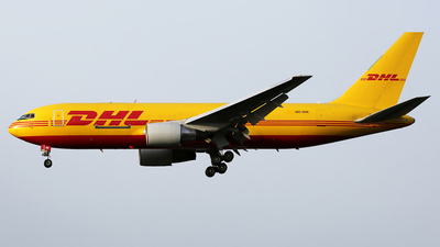 A9C-DHK - Boeing 767-281(BDSF) - DHL International Aviation