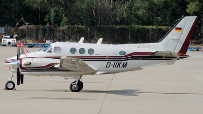 D-IIKM - Beechcraft C90A King Air - Private