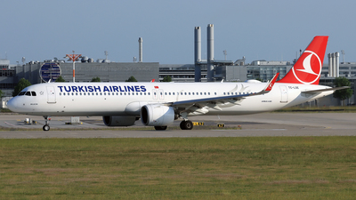 A picture of TCLSE - Airbus A321271NX - Turkish Airlines - © Eddie Heisterkamp