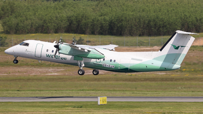 OY-CJY - Bombardier Dash 8-Q314 - Widerøe