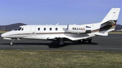 A picture of N644QS - Cessna 560XLS Citation Excel - NetJets - © nicholastoto
