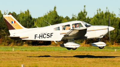 F-HCSF - Piper PA-28-181 Archer II - Private