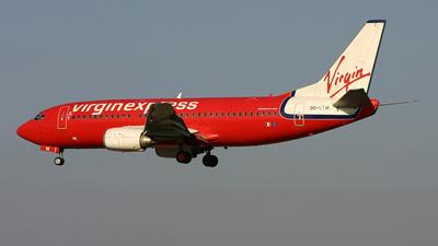 OO-LTM - Boeing 737-3M8 - Virgin Express