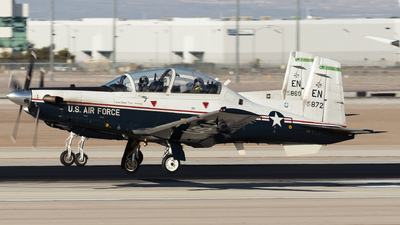 07-3872 - Raytheon T-6A Texan II - United States - US Air Force (USAF)