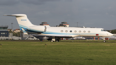 N550MC - Gulfstream G550 - Private