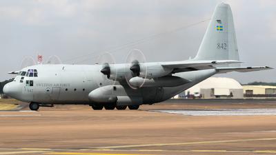 84002 - Lockheed Tp84 Hercules - Sweden - Air Force