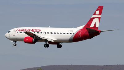 C-FFNM - Boeing 737-436 - Canadian North