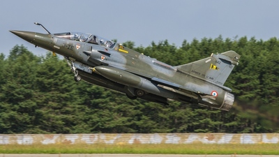 3-IE - Dassault Mirage 2000D - France - Air Force