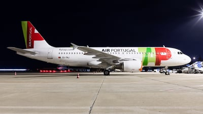 A picture of CSTNJ - Airbus A320214 - TAP Air Portugal - © Carlos Miguel Seabra