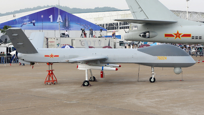 76024 - GongJi 1 - China - Air Force
