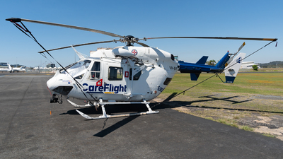 VH-BIF - MBB-Kawasaki BK117B-2 - Careflight