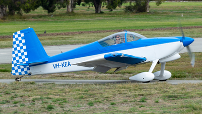 VH-KEA - Vans RV-7 - Private
