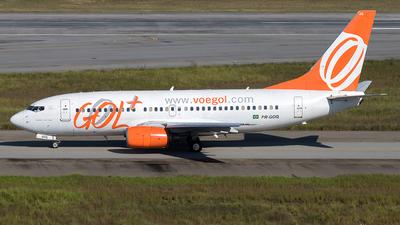 PR-GOQ - Boeing 737-76N - GOL Linhas Aéreas