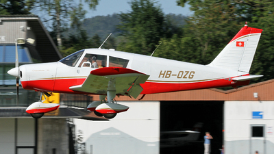 A picture of HBOZG - Piper PA28140 - [2821528] - © Claude Davet
