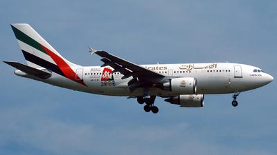 A6-EKI - Airbus A310-308 - Emirates