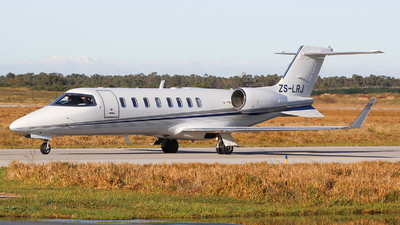 ZS-LRJ - Bombardier Learjet 45 - Private