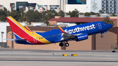 N910WN - Boeing 737-7H4 - Southwest Airlines