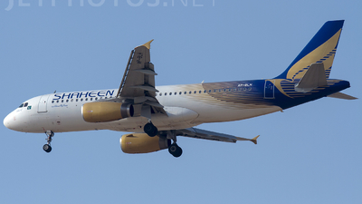 A picture of APBLH - Airbus A320232 - [0542] - © Nishant Rao