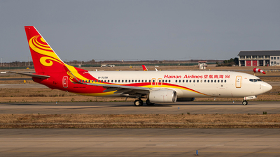 A picture of B7378 - Boeing 73786N - Hainan Airlines - © PENCIL202_