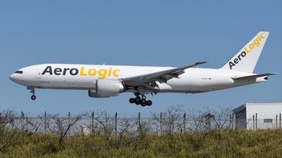 A picture of DAALC - Boeing 777FZN - AeroLogic - © Akihiko Takahashi