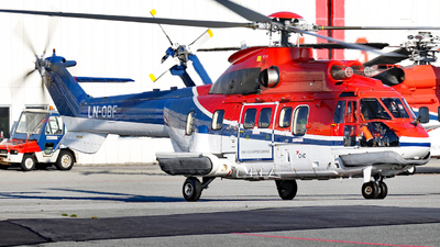 A picture of LNOBF - Aerospatiale AS332L1 Puma - CHC Helikopter Service - © Rrimestad
