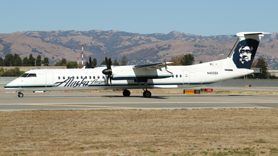 N422QX - Bombardier Dash 8-Q402 - Alaska Airlines (Horizon Air)